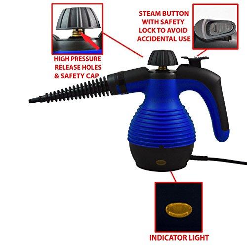 Neu original comforday dampfreiniger steam cleaner f r for Boden matratze