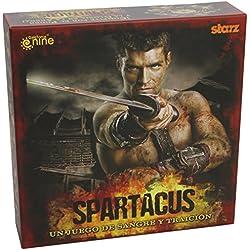 Devir - Spartacus, juego de mesa (BMSPARTA)