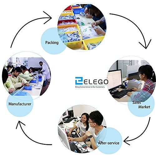 51u1Ca9U%2BqL - ELEGOO Actualizado 37-en-1 Kit de Módulos de Sensores con Tutorial Compatible con Arduino UNO R3 Mega 2560 Nano Raspberry