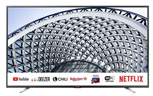 Sharp AQUOS Smart TV 40' Full HD suono Harman Kardon SAT Internet WiFI Youtube Netflix 3xHDMI 2xUSB...