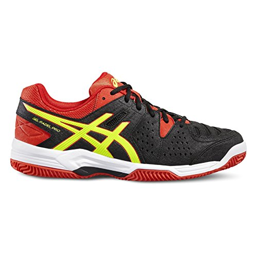 Asics Scarpe da tennis Gel-Padel Pro 3 Sg Black / Yellow 44