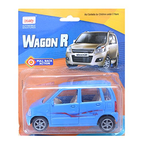 Centy Blue Wagon-R Car Toys for Kids (Colour May Vary)