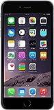 Apple iPhone 6 Plus - Smartphone libre iOS, Pantalla 5.5', 64 GB (Dual-Core 1.4 GHz, 2 GB de RAM, cámara de 8 MP), (Reacondicionado Certificado por Apple), Gris (Grey)
