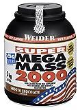 Weider Mega Mass 2000, Schoko (1 x 3 kg)