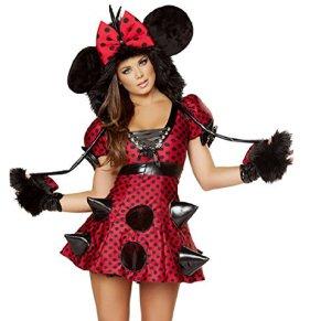 Top Totty Disfraz de Mickey Mouse de lujo
