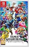 Super Smash Bros. Ultimate SWITCH UK multi