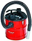 Einhell 2351650 Aspira Ceneri a Motore TC-Av 1200, 18 L, 1200 W, 240 V, Nero, Rosso