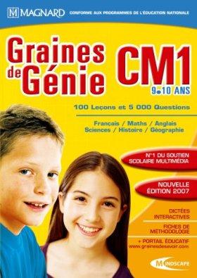 Graine de génie CM1 2006/07