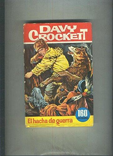 Heroes numero 027: Davy Crockett: El hacha de guerra