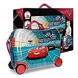 Disney Race Equipaje Infantil, 50 cm, 34 litros