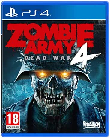 Zombie Army 4: Dead War (PS4) - [German, French, English, Spanish, Italian]