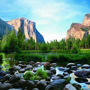 Yosemite Valley 1000 PC Puzzle
