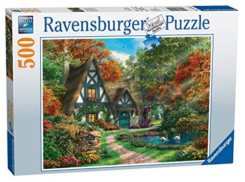 Ravensburger Cottage Hideaway puzzle da pezzi