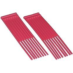 2Stück Pinsel für Westwood Countax Power Sweeper Kehrgerät