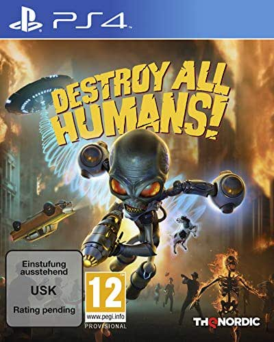 Destroy All Humans [Playstation 4]