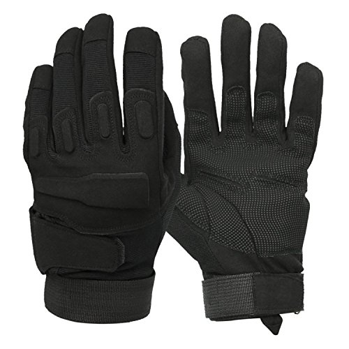 Mimicool Guanti Outdoor uomo Finger completa militari guanti tattici antiscivolo indossare guanti...