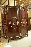 LouisXV Ropa barrocos de Estilo Antiguo XV Armario Louis MoBdNoLu07634So