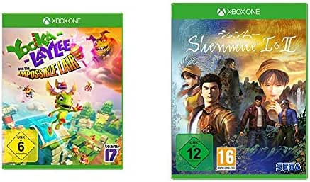 Yooka -Laylee and the Impossible Lair - [Xbox One] & Shenmue I & II [Xbox One]