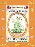 Media Lunita nº 63. Las bodas de la rana y el sapo (Infantil - Juvenil - Cuentos De La Media Lunita - Edición En Rústica)