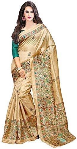Saree (Bhagalpuri Saree With Blouse)