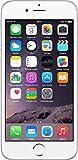 Apple iPhone 6 Plus - Smartphone libre iOS (pantalla 5.5', cámara 8 Mp, 64 GB, Dual-Core 1.4 GHz, 1 GB RAM), plata