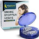 Antironquidos Dilatador Nasal SleepDreamz - Solucion para ronquidos - Diseñados Científicamente...