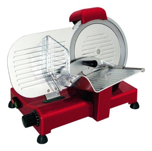 RGV 25 - Cortadora de fiambres edición especial, color rojo