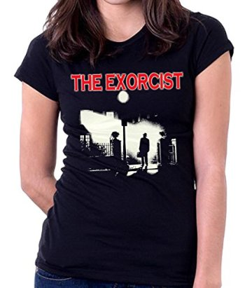 35mm - Camiseta Mujer - The Exorcist - El Exorcista - Women's T-Shirt 3