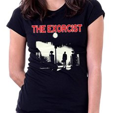35mm – Camiseta Mujer – The Exorcist – El Exorcista – Women's T-Shirt