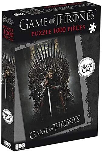 Obyz Puzzle Trono di Spade 1000 pz 50 x 70 cm PZL0045