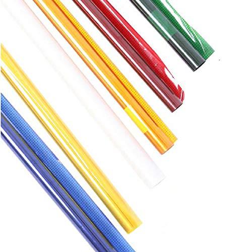 colori completi Daylight Filtro GEL per video 800W Testa Rossa Continuous Lighting Studio 5 COLORI