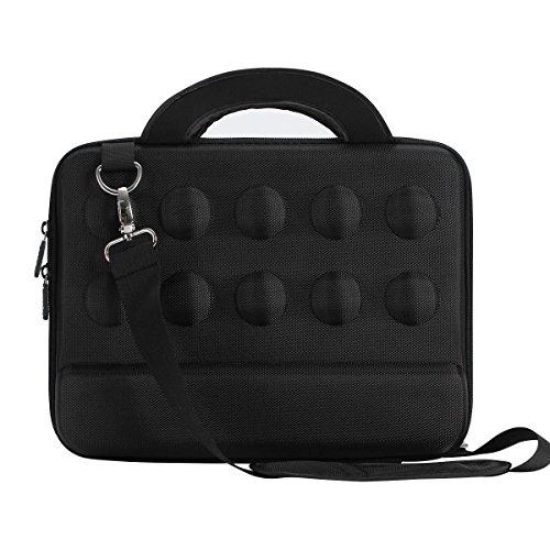 iCozzier 11.6-12.5 pollici Custodia del portatile Borsa a tracolla per borsa da viaggio antiurto...