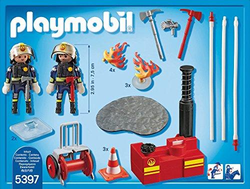 PLAYMOBIL 5397 – Brandeinsatz mit Löschpumpe - 3