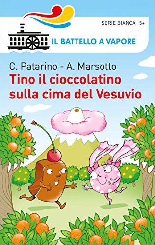 Tino il cioccolatino sulla cima del Vesuvio