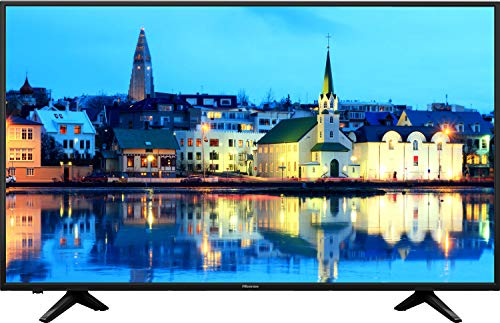 HISENSE H32AE5500 TV LED HD, Natural Colour Enhancer, Quad Core, Smart TV VIDAA U, Crystal Clear...