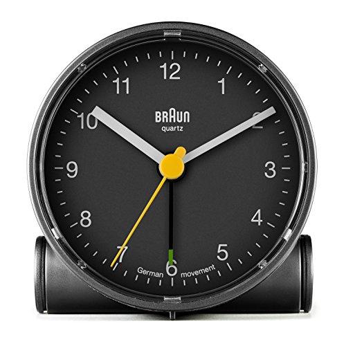 Braun BNC001BK Sveglia classica con tono a volume crescente - Nero