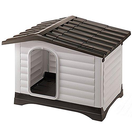 Ferplast 87253099 Cuccia da Esterno per Cani