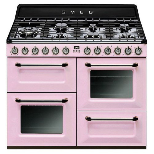 Smeg TR4110RO Cucina Victoria Rosa