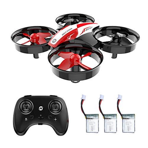 Holy Stone HS210 Mini Drone RC Quadcopter Droni per bambini no camera e principianti RC Helicopter Plane con Auto Hovering, 3D Flip, modalità Headless e batterie extra Giocattoli per ragazzi e ragazze