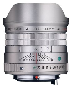 Pentax 31 mm/F 1,8 SMC FA LIMITED -