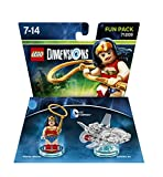 Figurine 'Lego Dimensions' - Wonder Woman - DC Comics