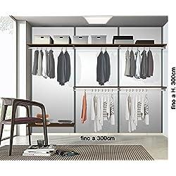 Come realizzare una cabina armadio questioni di arredamento for Modificato un piano di cabina di telaio