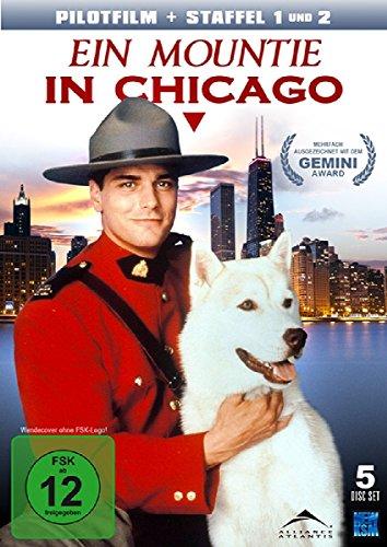 Ein Mountie in Chicago - Staffel 1&2 inkl. Pilotfilm [5 DVDs]