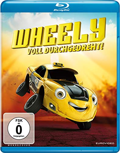 Wheely [Blu-ray]