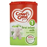 Cow & Gate 1 First Infant Milk, Birth - 1 Year, 900g