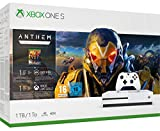 Microsoft Xbox One S 1TB - Anthem Bundle inkl. Anthem: Legion of Dawn Edition