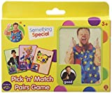 Something Special Mr. Tumble Pick n Match Pairs Game