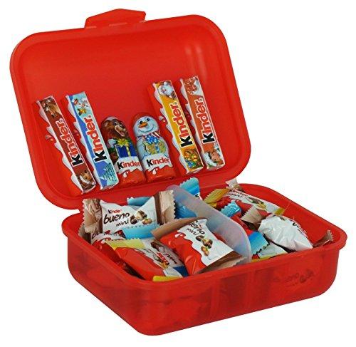 Regalo di Natale Lunch Box von Kinder specialità 267g