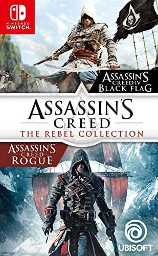 Giochi per Console Ubisoft Assassin's Creed The Rebel Collection