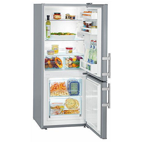 Liebherr CUsl 2311 Libera installazione 208L A++ Argento frigorifero con congelatore